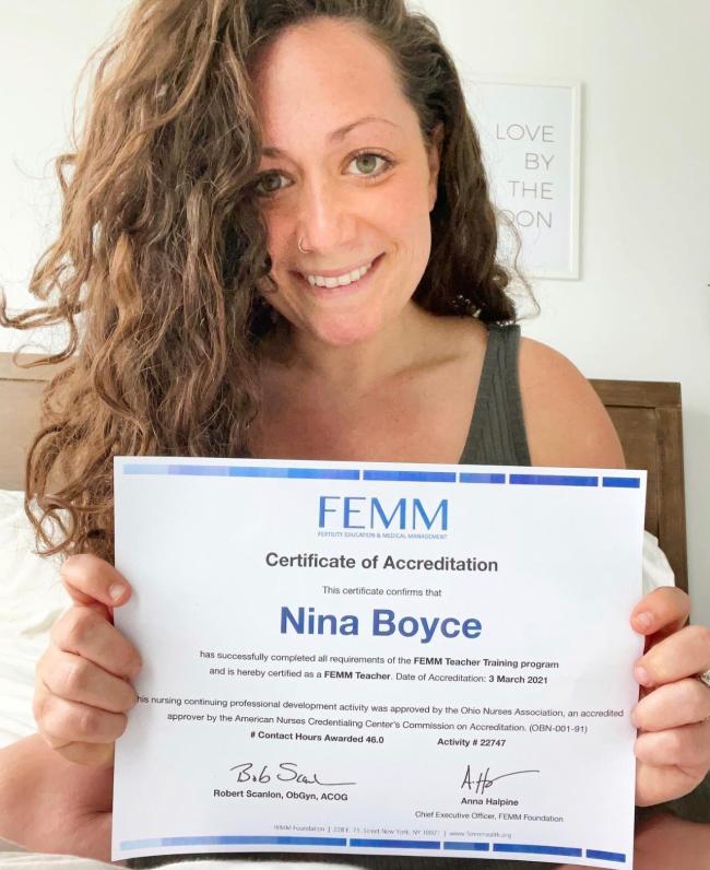 FEMM Certification