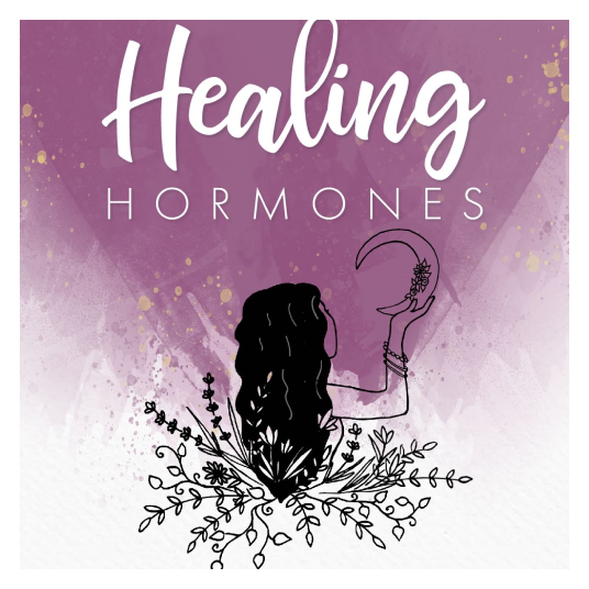 Podcast artwork: Healing Hormones